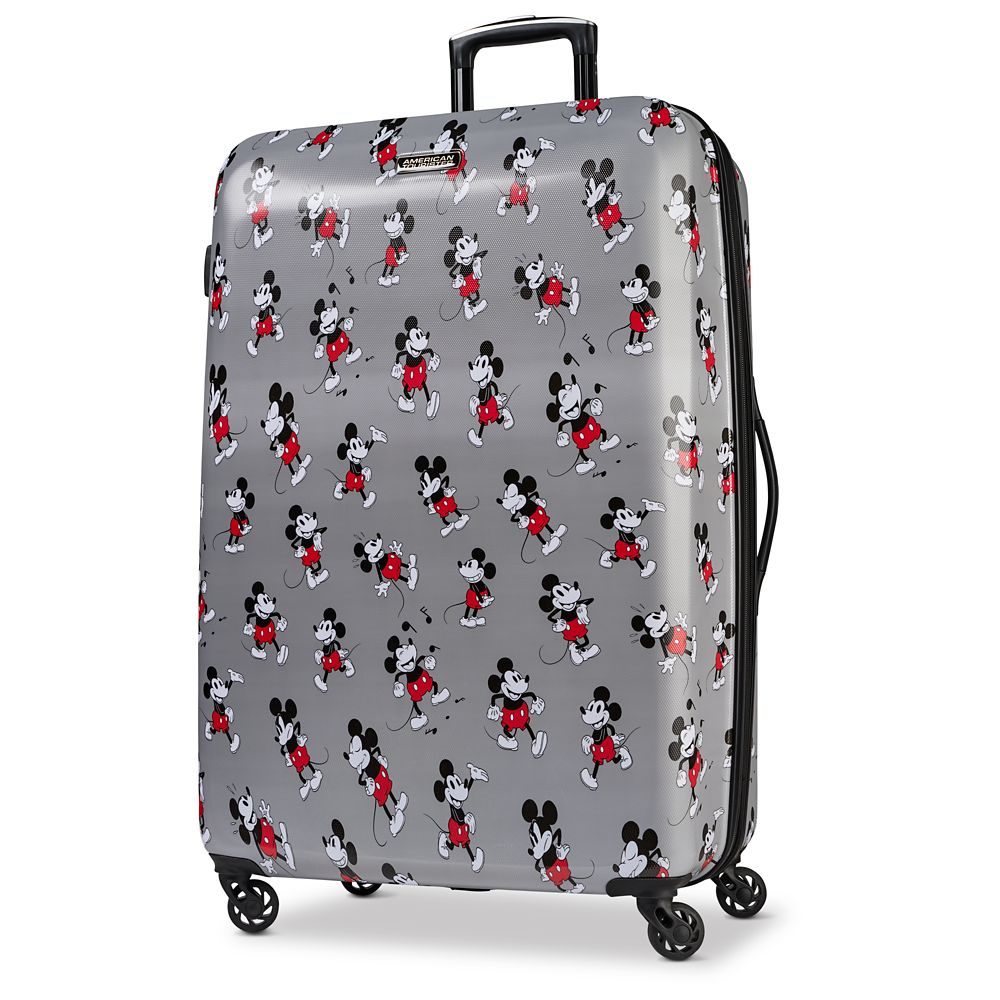 Mickey Mouse Rolling Luggage by American Tourister – Large