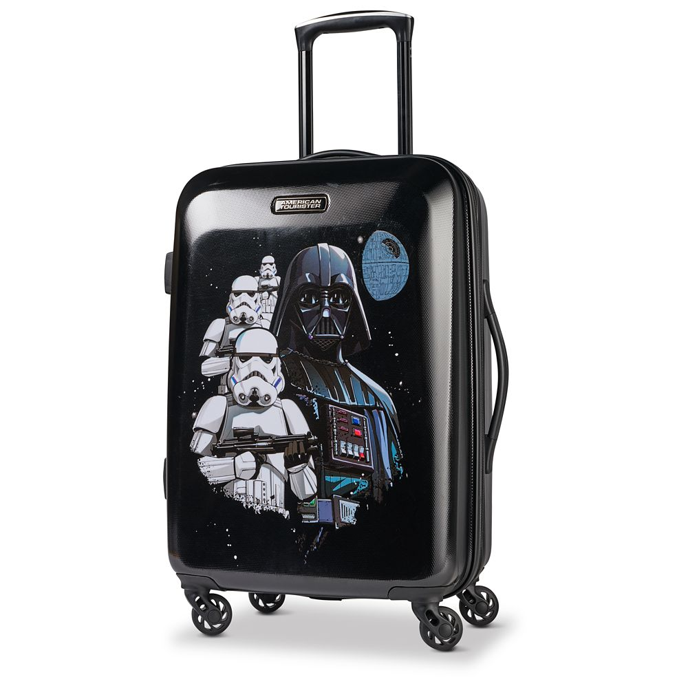 Darth Vader Rolling Luggage by American Tourister – Star Wars – Small