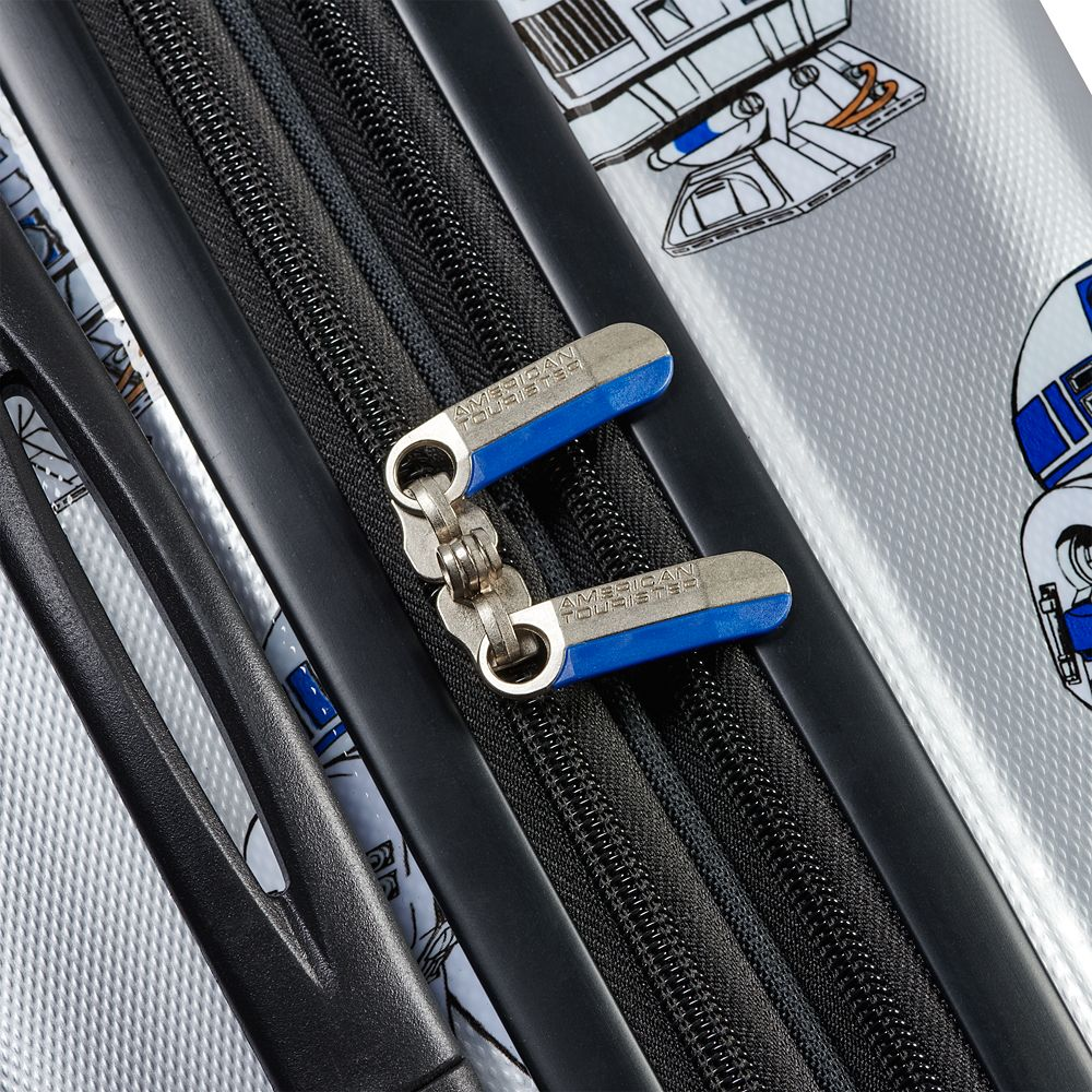 R2-D2 Rolling Luggage by American Tourister – Star Wars – Small