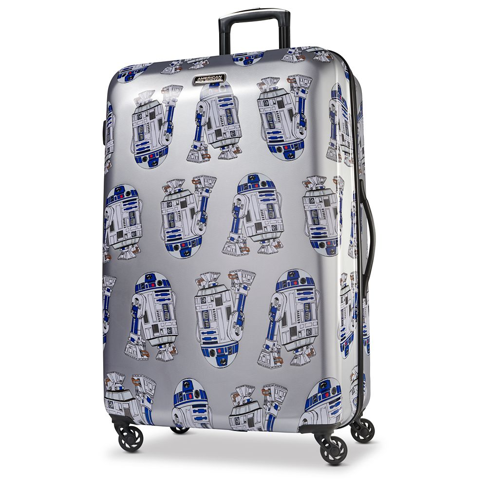 R2-D2 Rolling Luggage by American Tourister  Star Wars  Large Official shopDisney