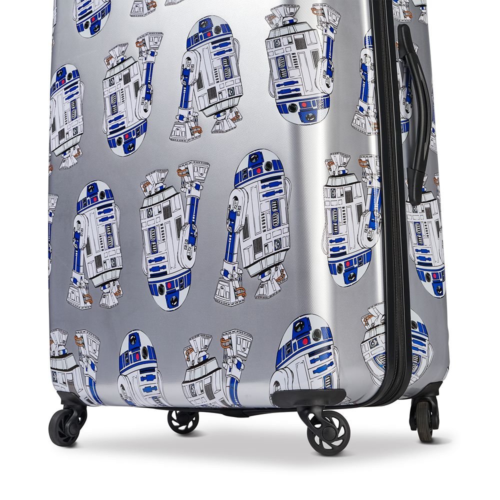 R2-D2 Rolling Luggage by American Tourister – Star Wars – Large
