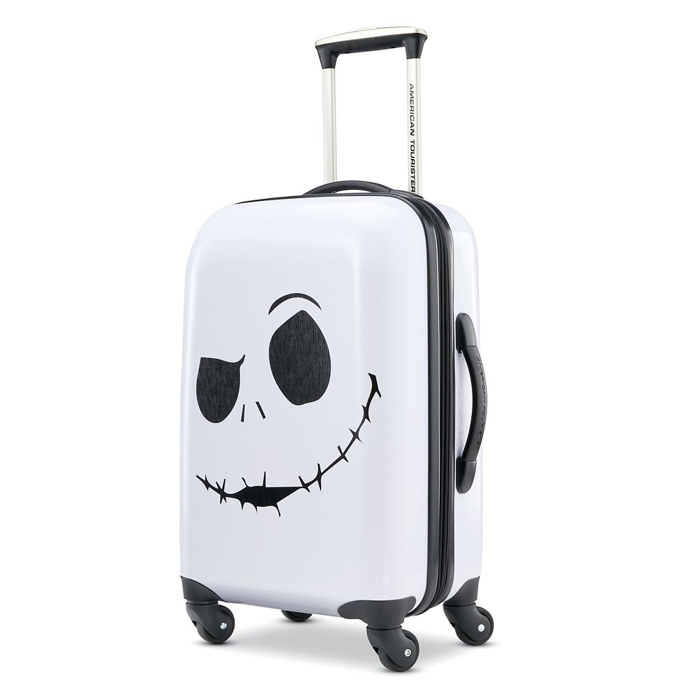 Jack Skellington Rolling Luggage by American Tourister – Small