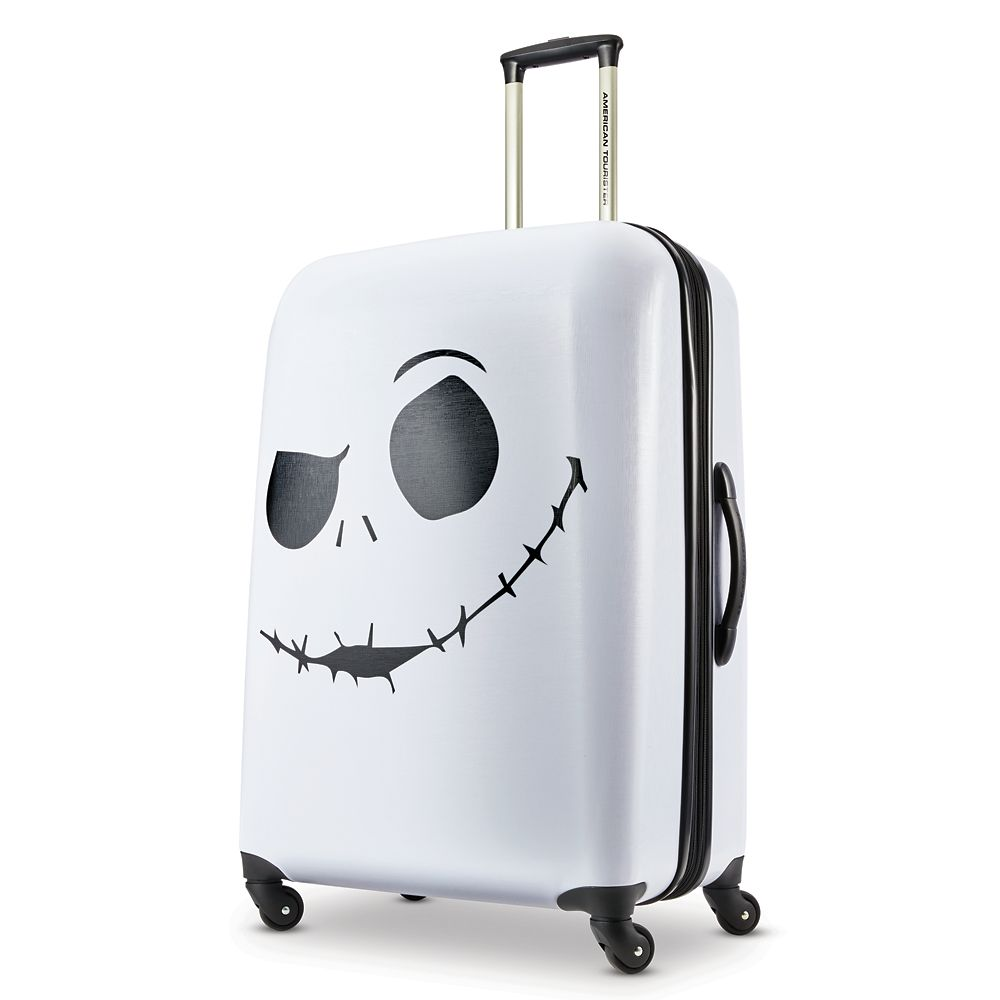 Jack Skellington Rolling Luggage by American Tourister  Large Official shopDisney