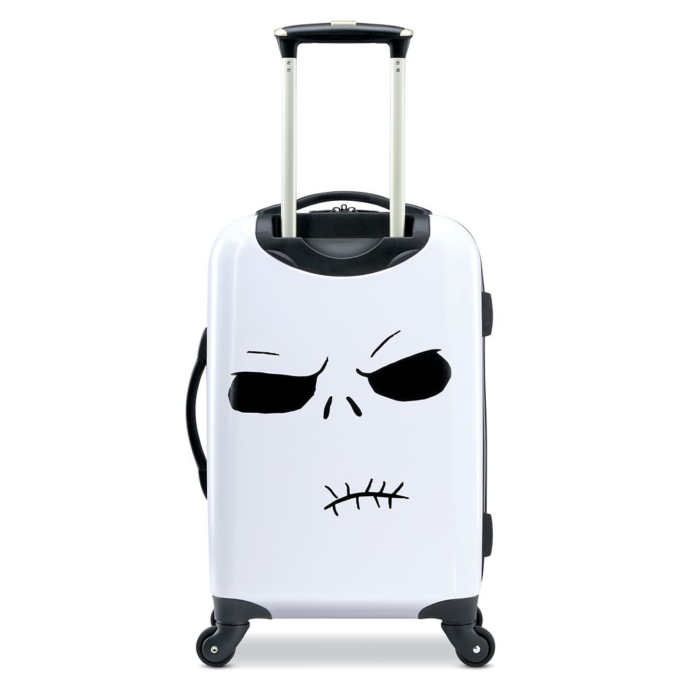 Jack Skellington Rolling Luggage by American Tourister – Large
