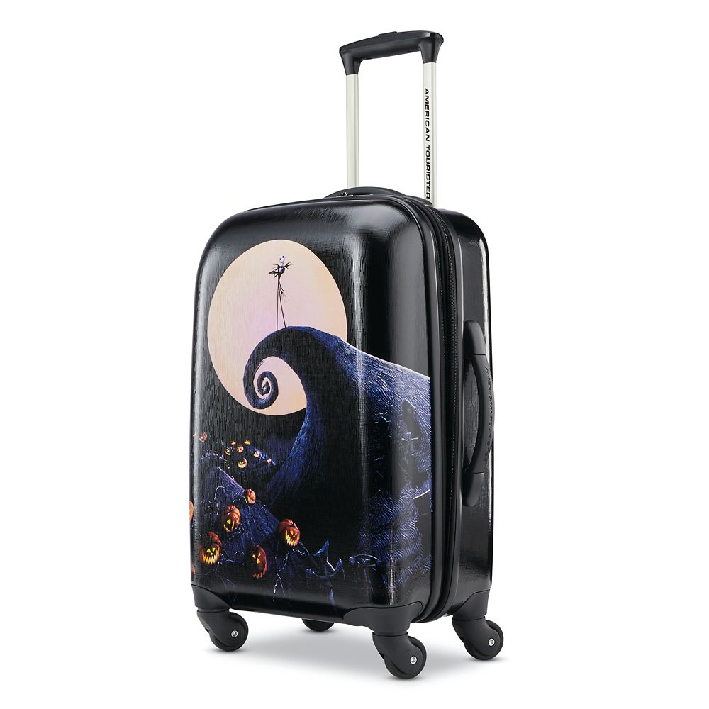Tim Burton's The Nightmare Before Christmas Rolling Luggage by American Tourister – Small