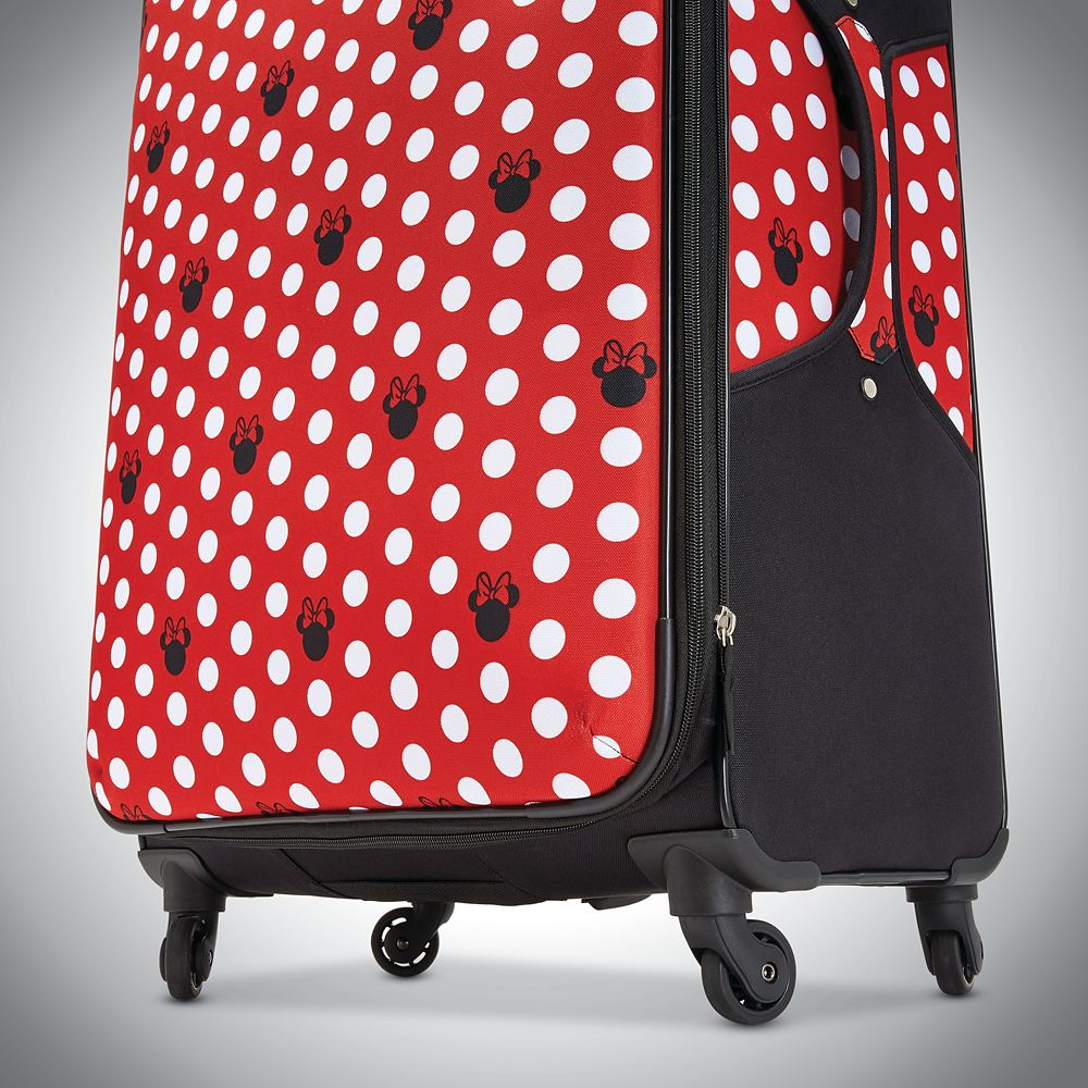 Minnie Mouse Rolling Luggage by American Tourister – Large