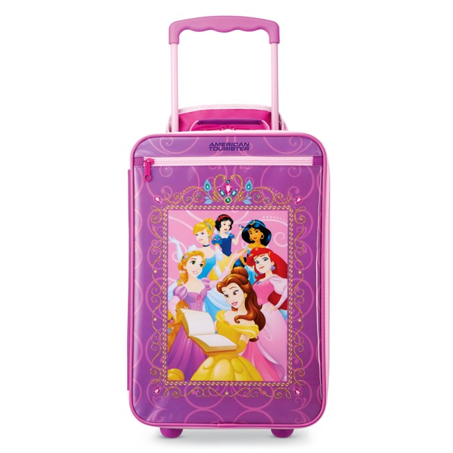 Disney Princess Rolling Luggage by American Tourister