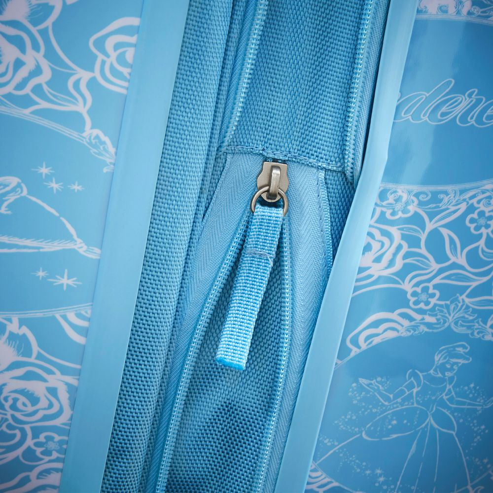 Cinderella Rolling Luggage by American Tourister