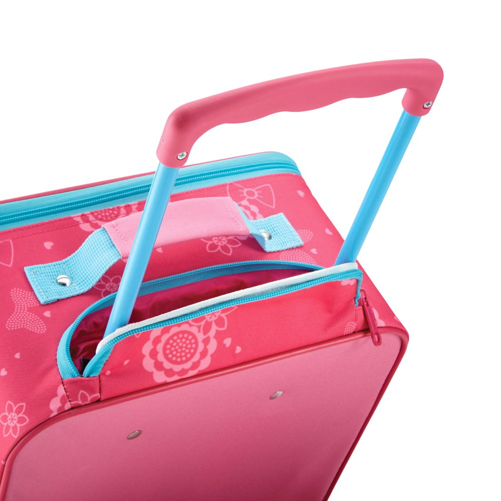 Minnie Mouse Rolling Luggage by American Tourister