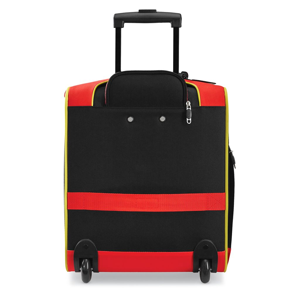 Mickey Mouse Underseater Rolling Luggage by American Tourister