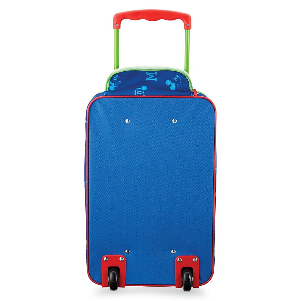 Mickey Mouse Rolling Luggage by American Tourister