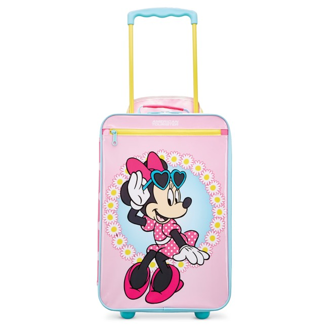 Minnie Mouse Rolling Luggage by American Tourister – Small