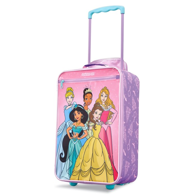 Disney Princess Rolling Luggage by American Tourister – Small