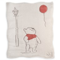 Winnie the Pooh Blanket by Barefoot Dreams