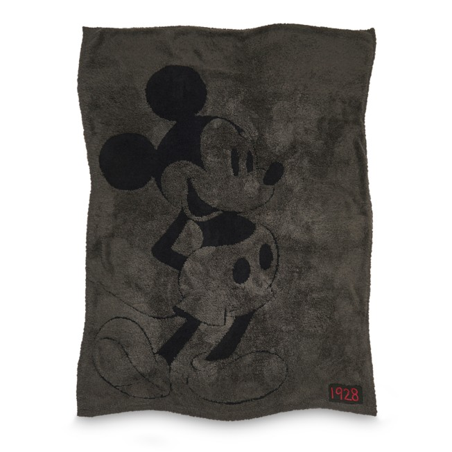 Mickey Mouse Blanket by Barefoot Dreams