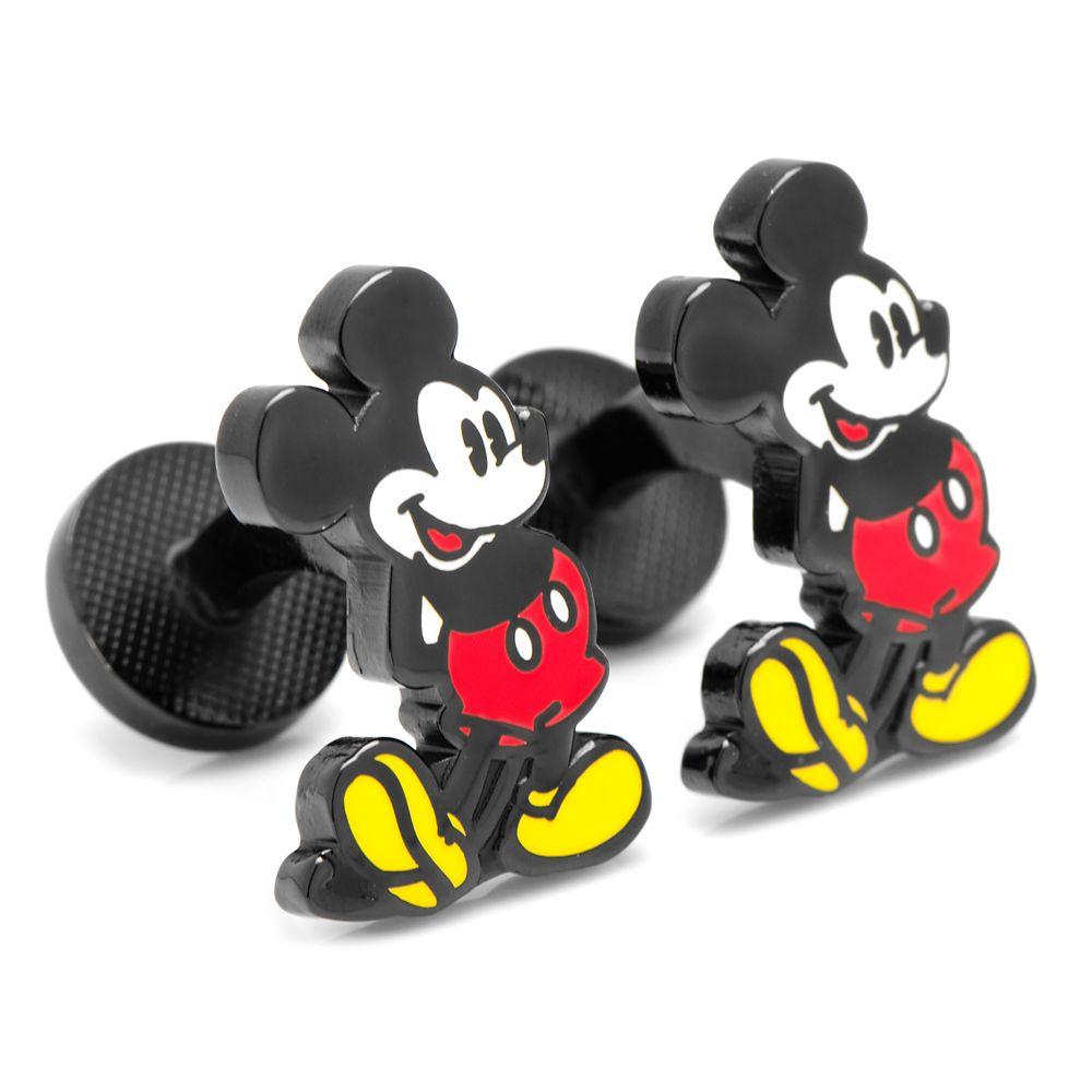 Mickey Mouse Cufflinks