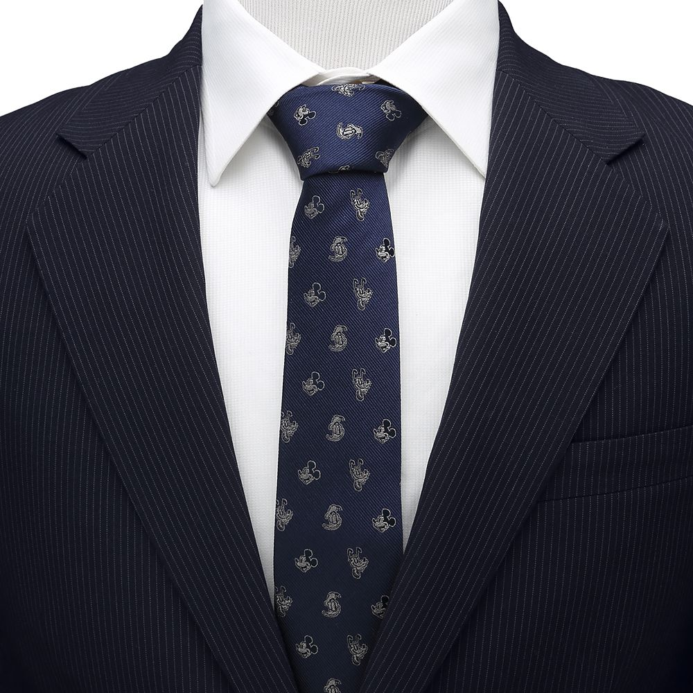 Mickey Mouse and Friends Tie for Men