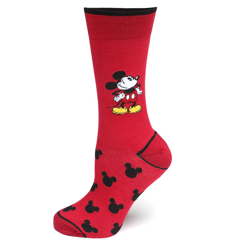 Mickey Mouse Sock Set for Men
