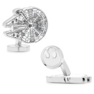 Millennium Falcon Blueprint Cufflinks – Star Wars