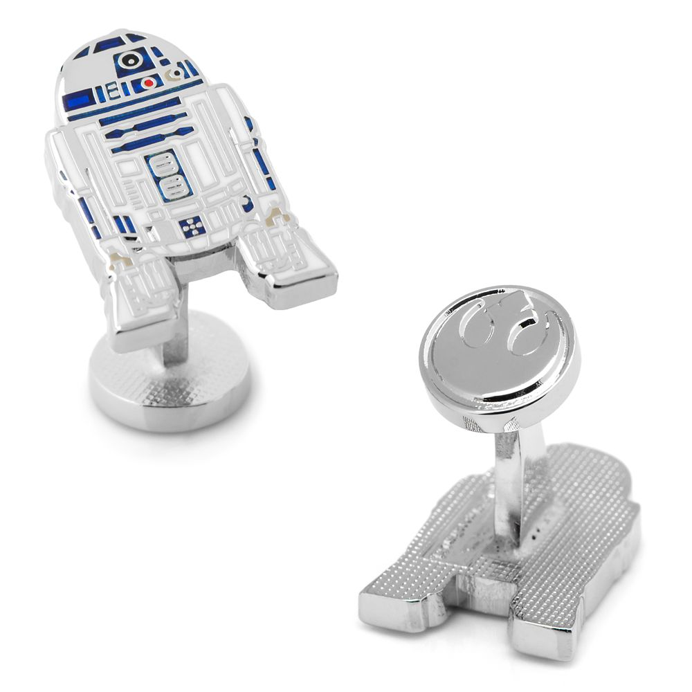 R2-D2 Cufflinks – Star Wars