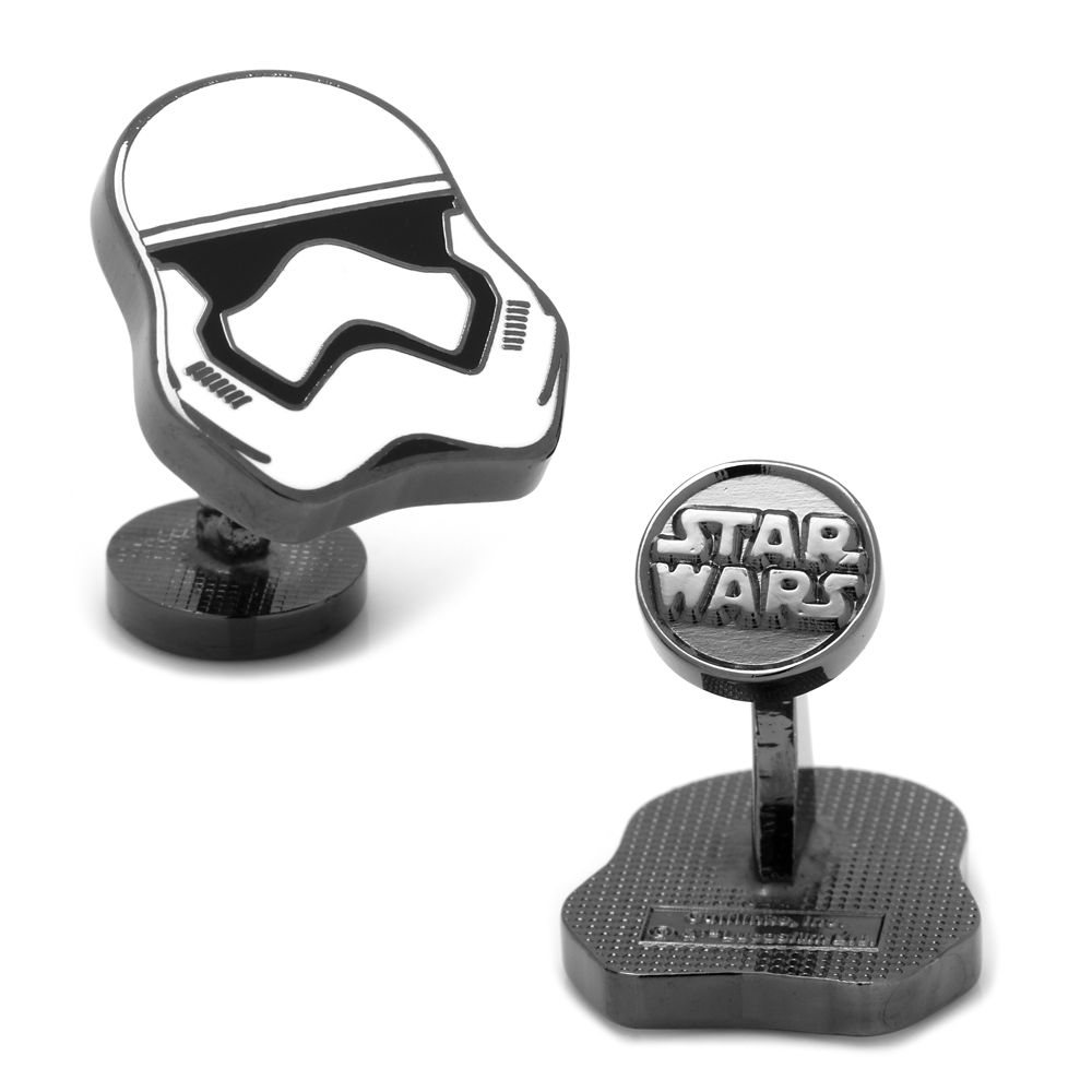 Stormtrooper Cufflinks – Star Wars