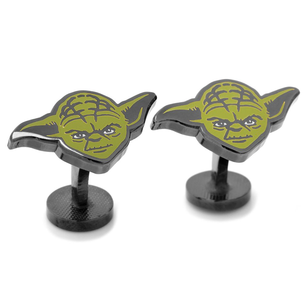 Yoda Cufflinks – Star Wars
