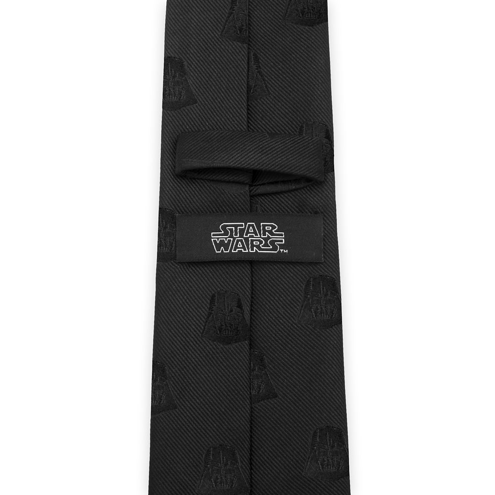 Darth Vader Silk Tie for Adults