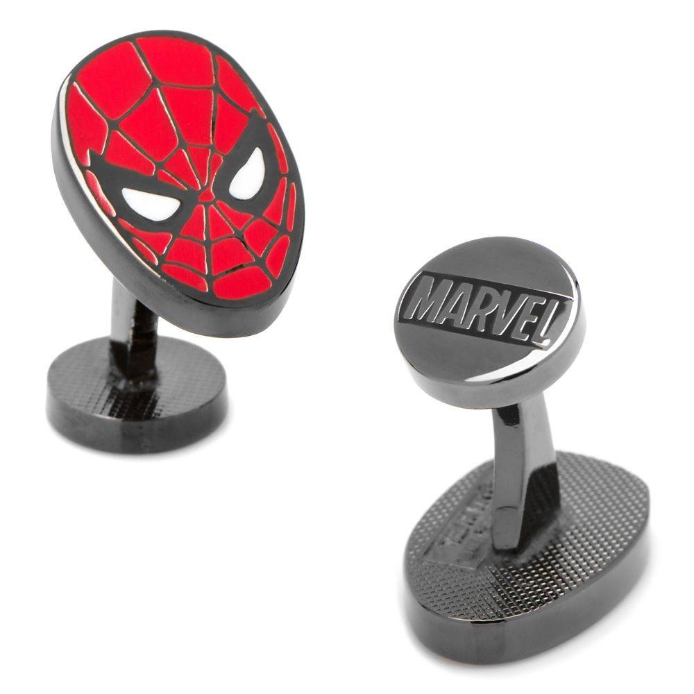 Spider-Man Cufflinks