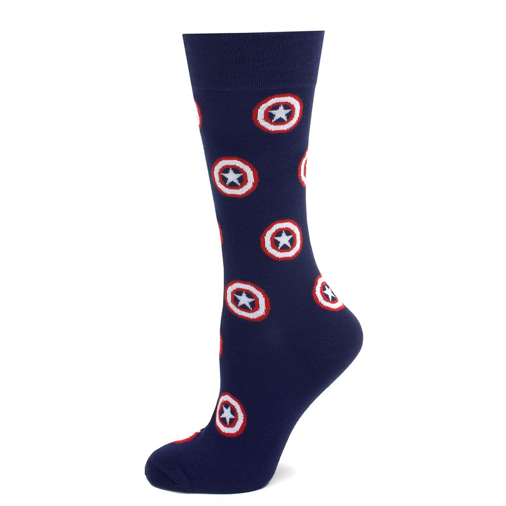 Captain America Socks for Adults