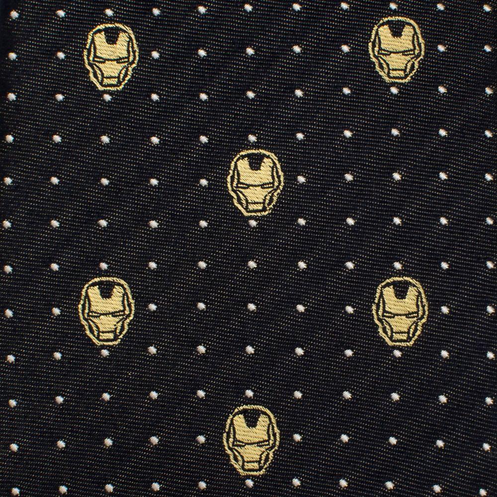 Iron Man Silk Tie