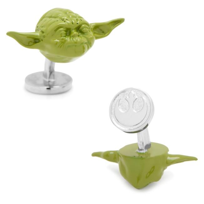 YODA Cufflinks – Star Wars