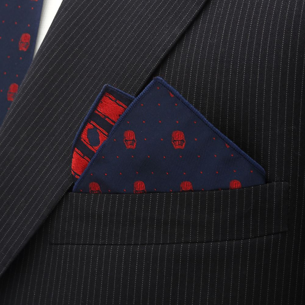 Stormtrooper Silk Pocket Square for Adults – Star Wars