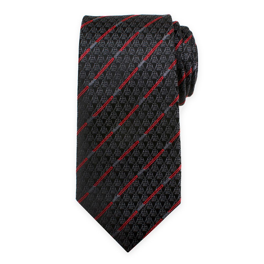 Darth Vader Silk Tie for Adults – Star Wars