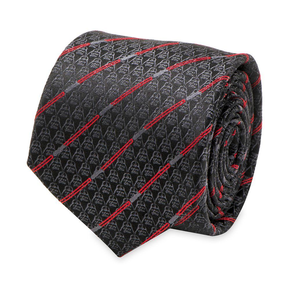 Darth Vader Silk Tie for Adults – Star Wars