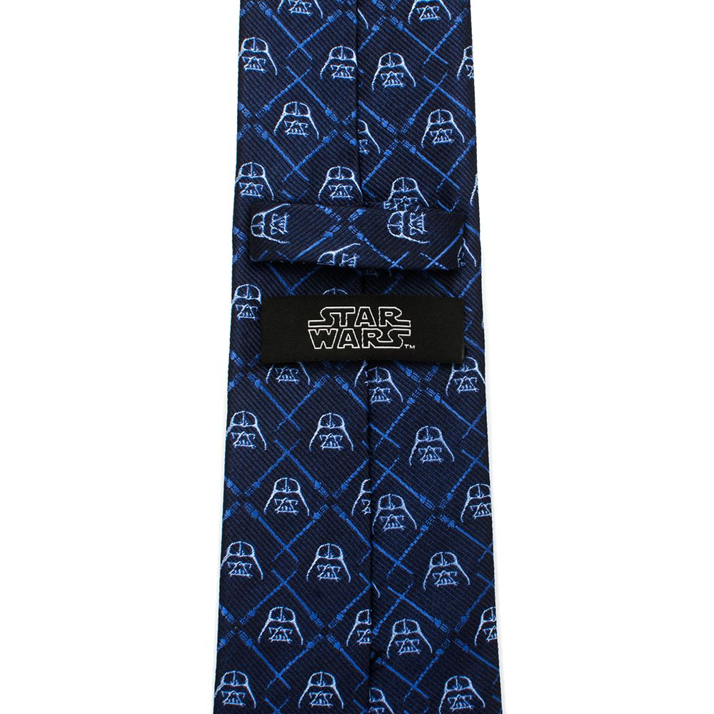 Darth Vader Lightsaber Silk Tie for Adults – Star Wars