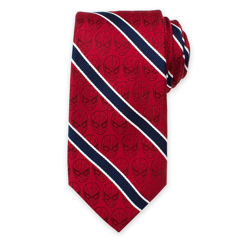 Spider-Man Silk Tie for Adults