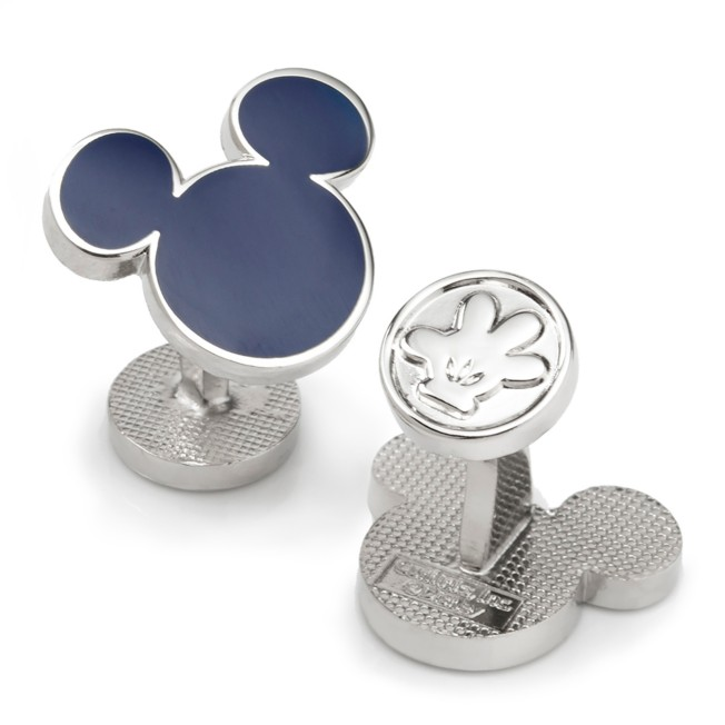 Mickey Mouse Icon Cufflinks
