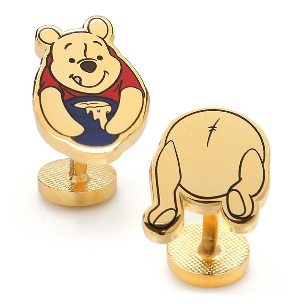 Winnie the Pooh Cufflinks