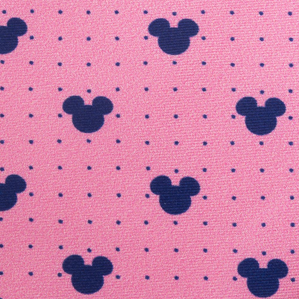 Mickey Mouse Icon Silk Tie for Adults