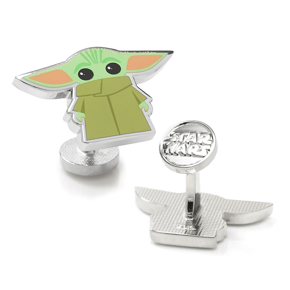 The Child Cufflinks – Star Wars: The Mandalorian