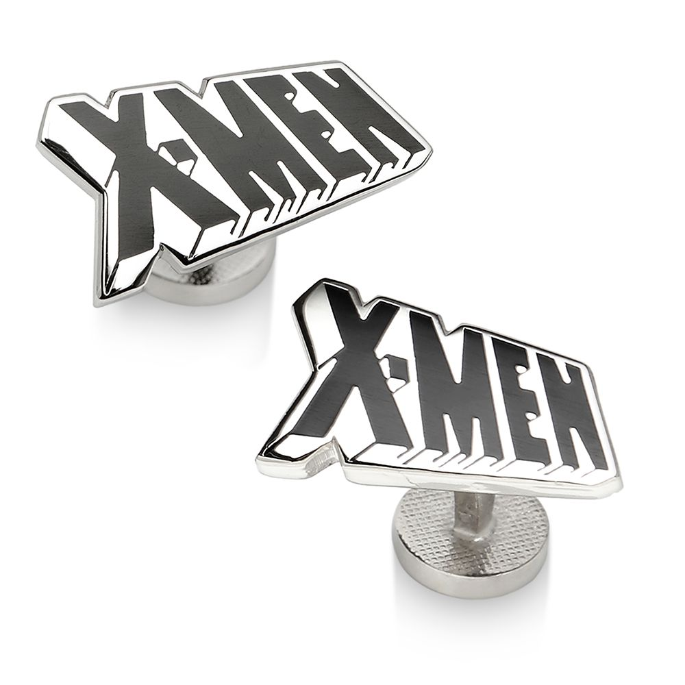 X-Men Logo Cufflinks