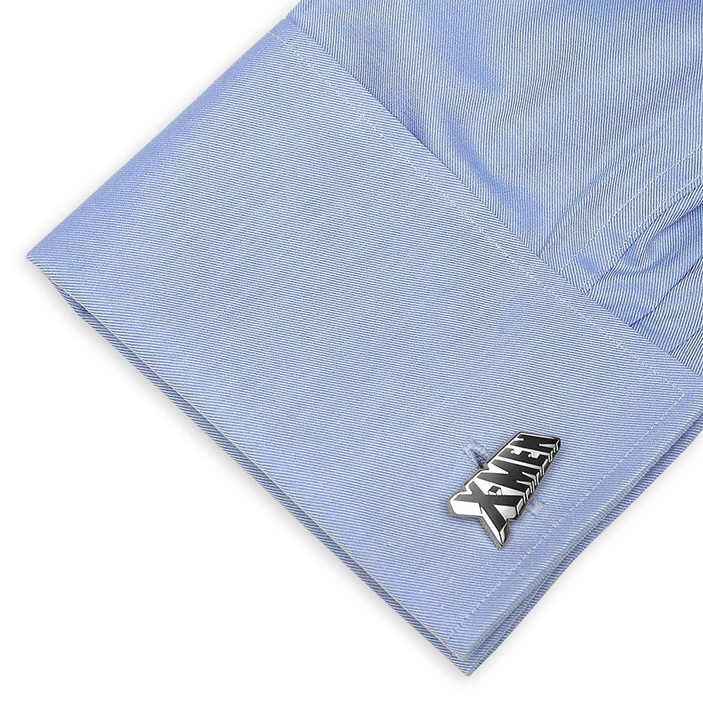 X-Men Logo Cufflinks