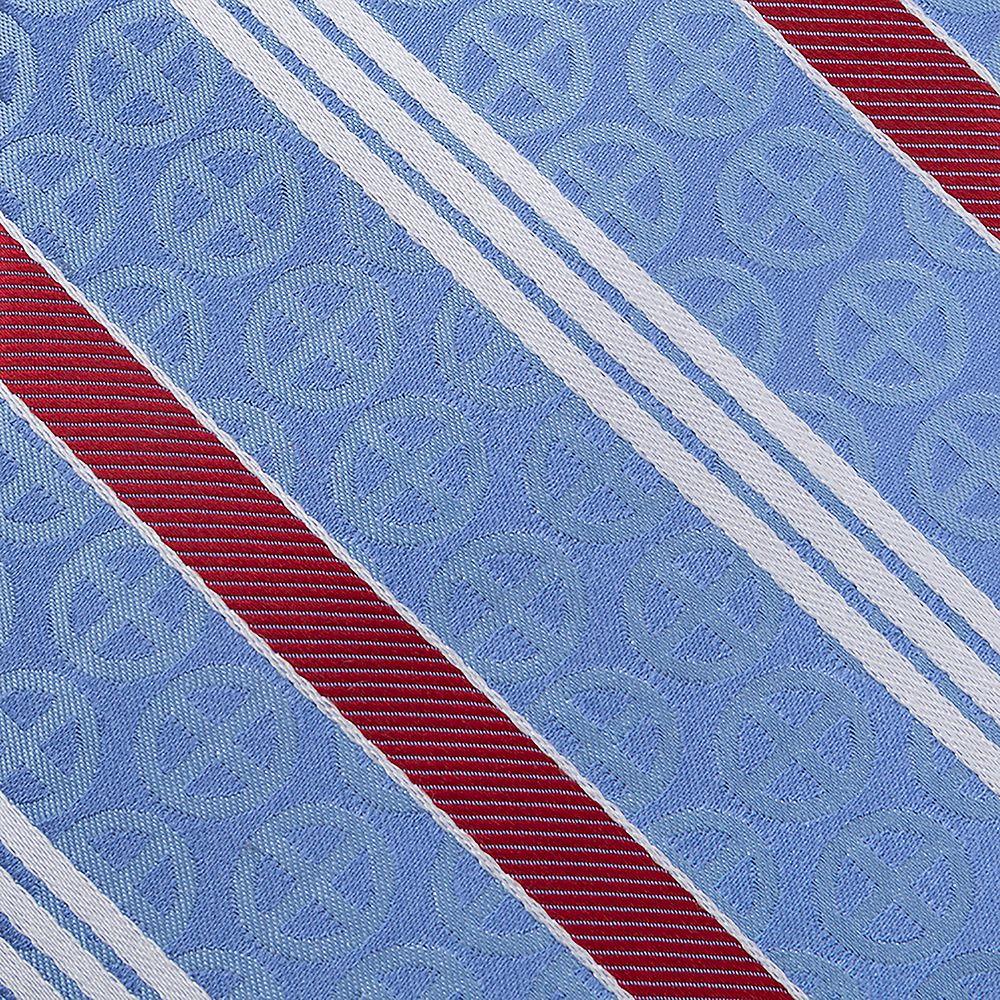 X-Men Symbol Silk Tie for Adults – Light Blue