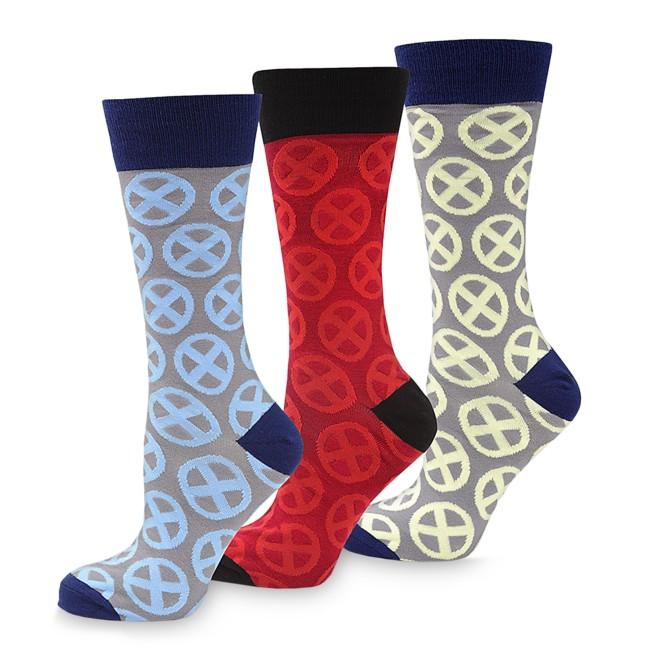 X-Men Sock Set for Adults