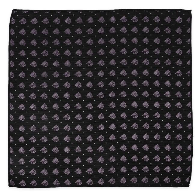 Black Panther Silk Pocket Square for Adults