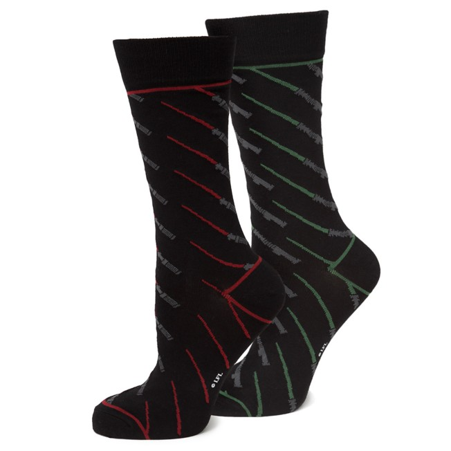 Star Wars LIGHTSABER Socks for Adults