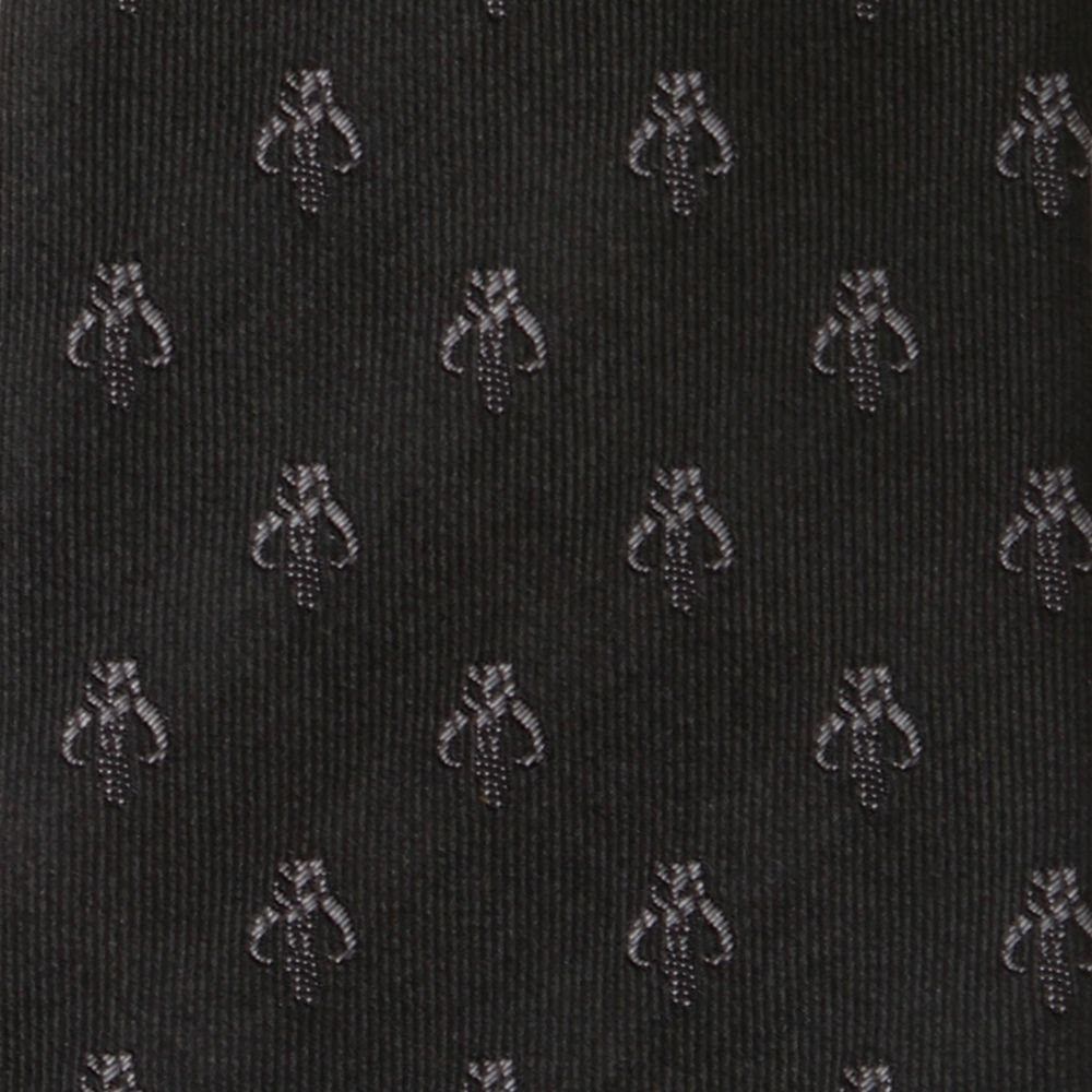 Mythosaur Skull Silk Tie for Adults – Star Wars: The Mandalorian