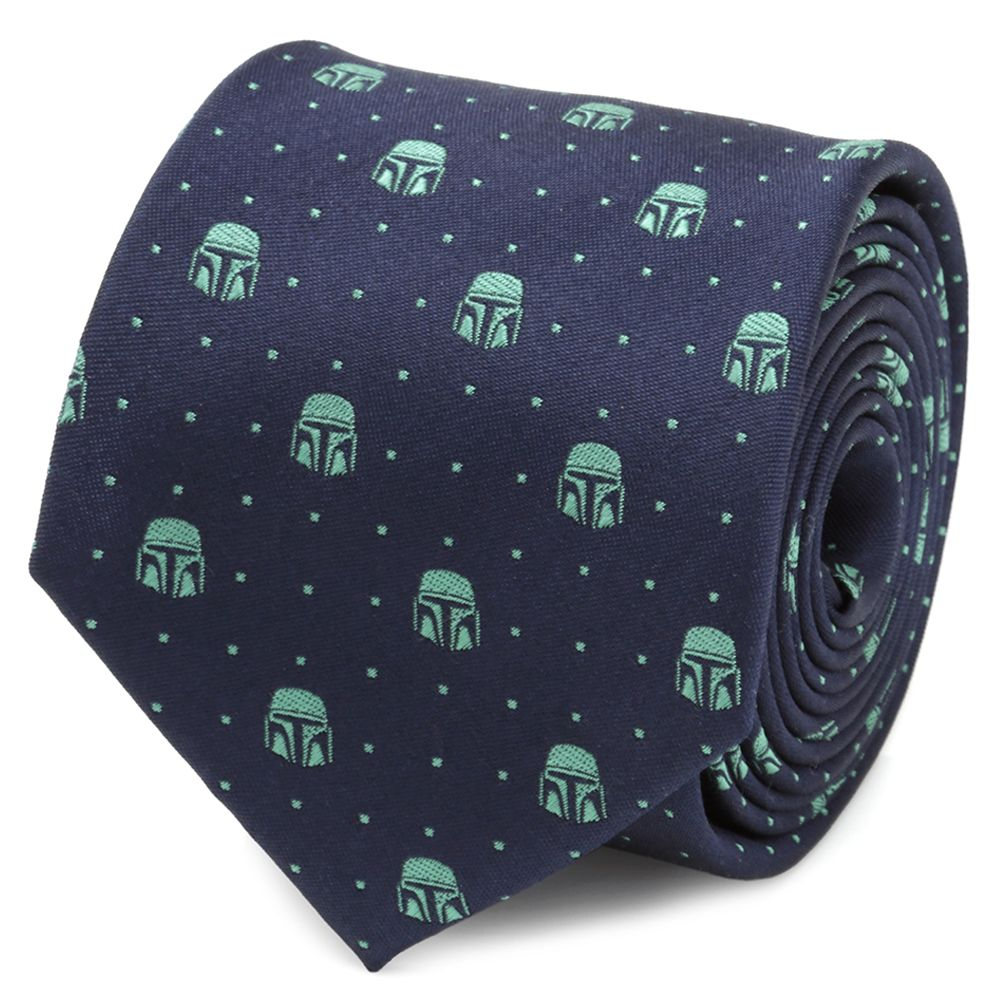 The Mandalorian Silk Tie for Adults – Star Wars: The Mandalorian