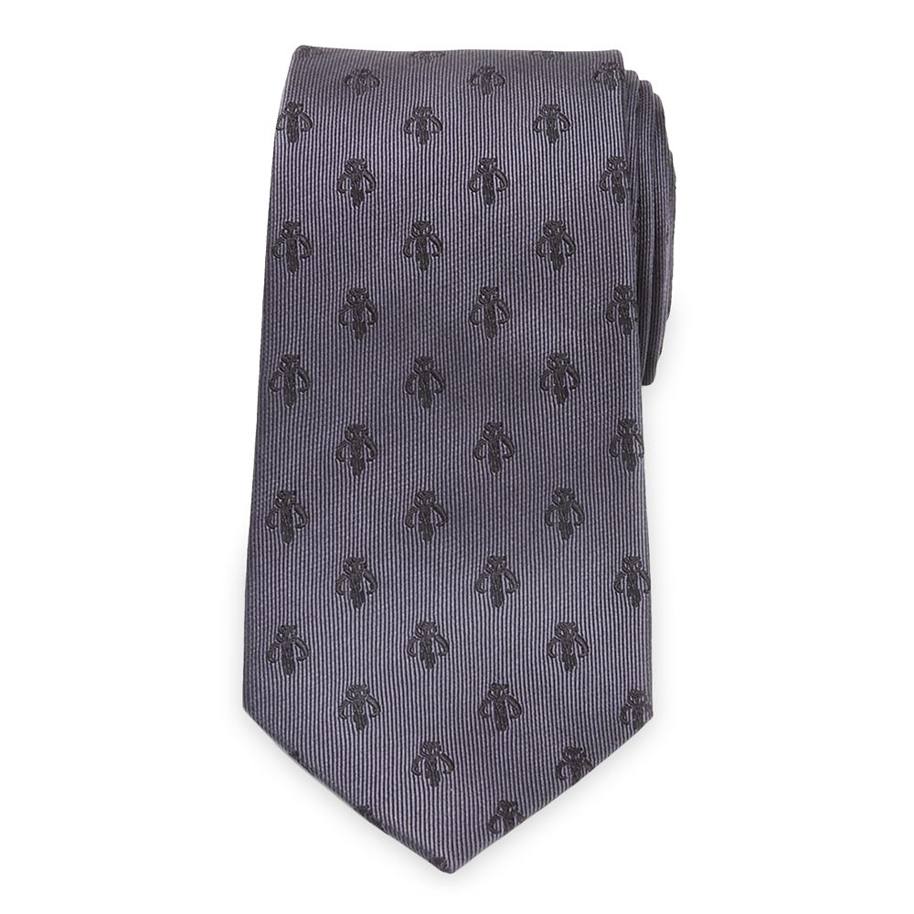 The Mandalorian Silk Tie for Adults – Star Wars