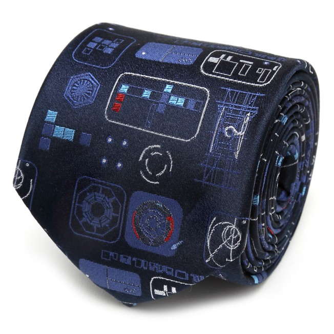 Star Wars: The Rise of Skywalker Silk Tie for Adults
